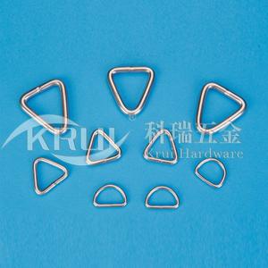 不锈钢索具--三角环D型环系列