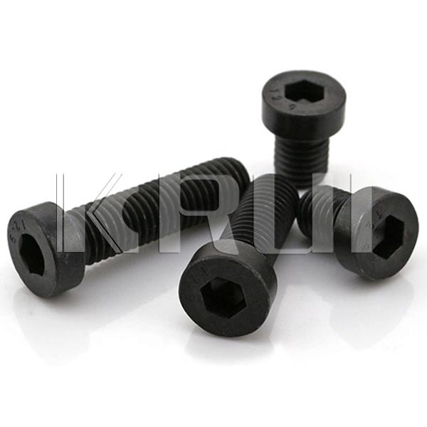 12.9級DIN7984圓柱頭內六角螺栓