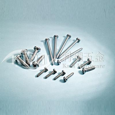 KR009-GB845不銹鋼十字盤頭自攻釘 快速牙自攻釘