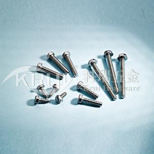 KR015-六角头螺栓 六角头法兰面自攻钉 一字槽六角头自攻钉